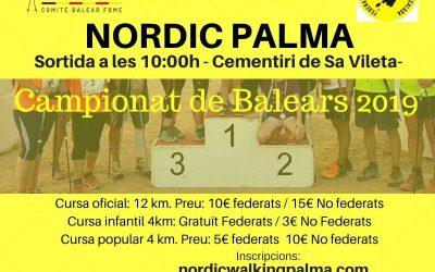 VI cursa Nordic Palma