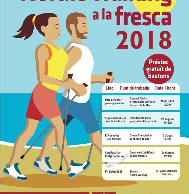 Nordic Walking a la Fresca – Can Pastilla – Playa de Palma