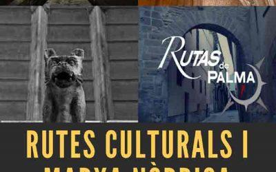 Primera Ruta Cultural y Marcha Nórdica 2019. Viernes 15 de febrero a las 18h