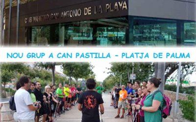 Nou Grup de Nordic Walking a Can Pastilla-Platja de Palma