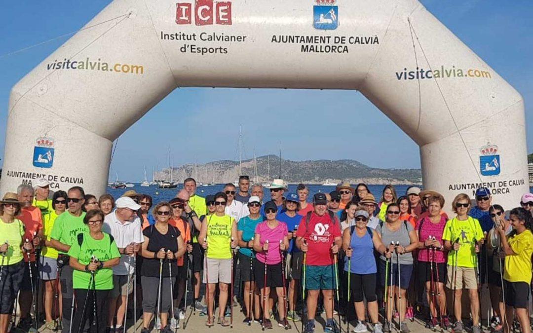 Nw Palma participa un any més a les Festes del Rei En Jaume de Calvià. Iniciació + passejada. Dissabte 7 de setembre.