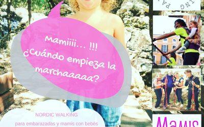 Les nostres Mamis i els més petits també es posen en Marxa!!!