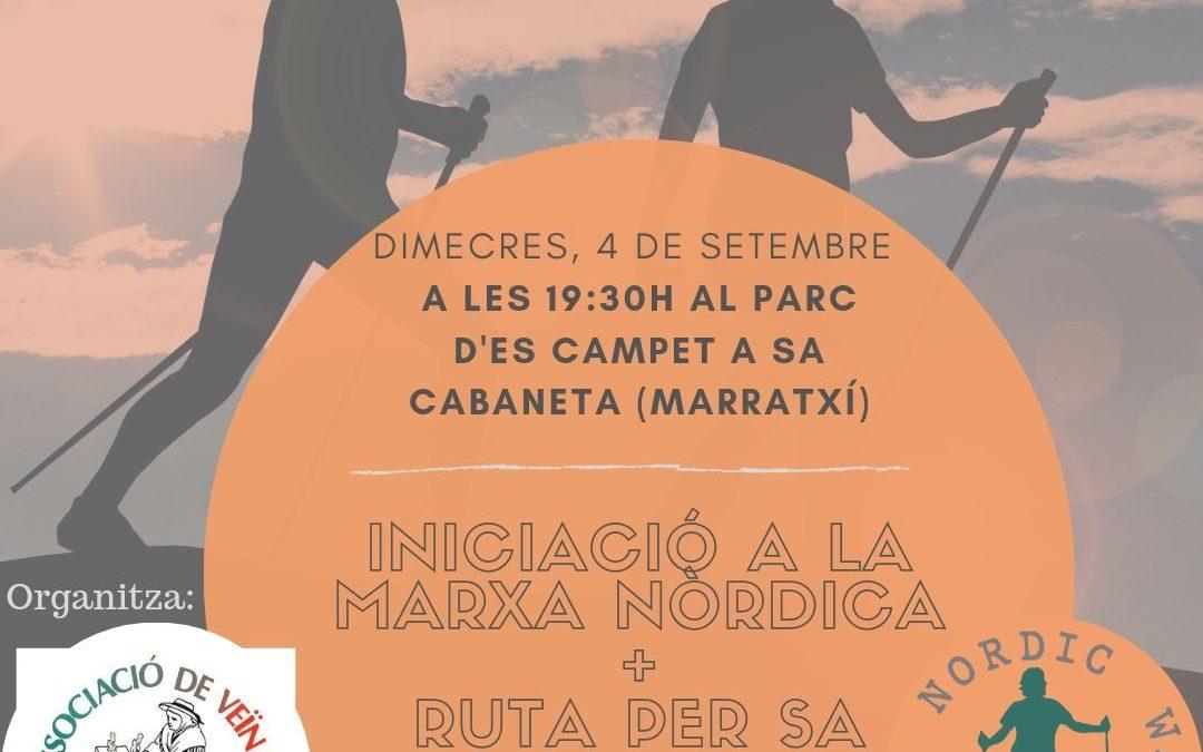 NW PALMA participa, un any més, a les Festes de Sa Cabaneta. Dimecres, 4 de setembre a les 19:30h a n'es parc d'es Campet (Sa Cabaneta-Marratxí)