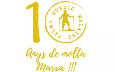Sopar 10è Aniversari Nordic Walking Palma