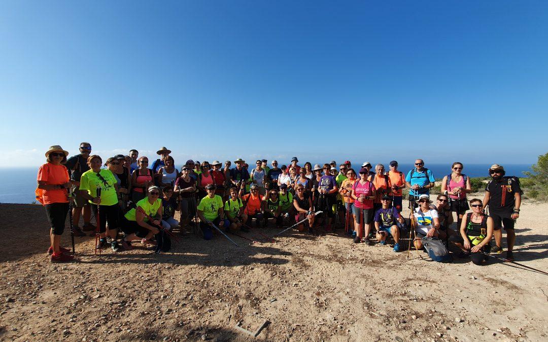Primera excursió de la temporada. El Toro-Cap de Cala Figuera 05/10/19