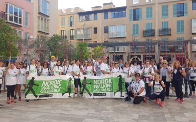 Nordic Walking Saludable C.S. Escola Graduada 19/10/19