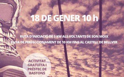 NWPalma participa en la actividad NW Sant Sebastià 2020. Sábado 18 a las 10h en Son Moix