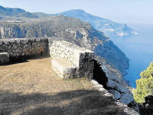 Excursió Valldemossa – Camí de s'Escolta. Diumenge 8 de març
