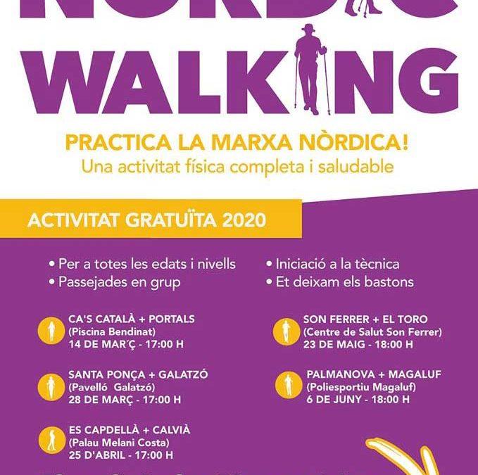 Iniciació gratuïta + passejada a Cas Català-Bendinat. Dissabte 14 a les 17h.