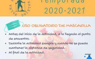 Instruccions per a l'inici del curs 2020-2021