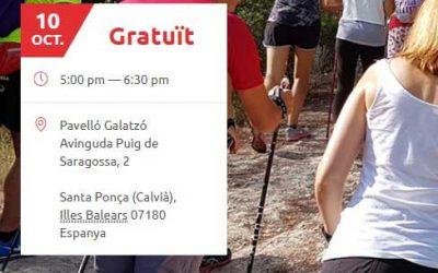 Nova iniciació gratuïta a Calvià. Urb Galatzó dissabte 10 d'octubre, 17:00h