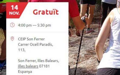 NW a Calvià. Iniciació més ruta a Son Ferrer. Dissabte 14 de novembre a les 16h