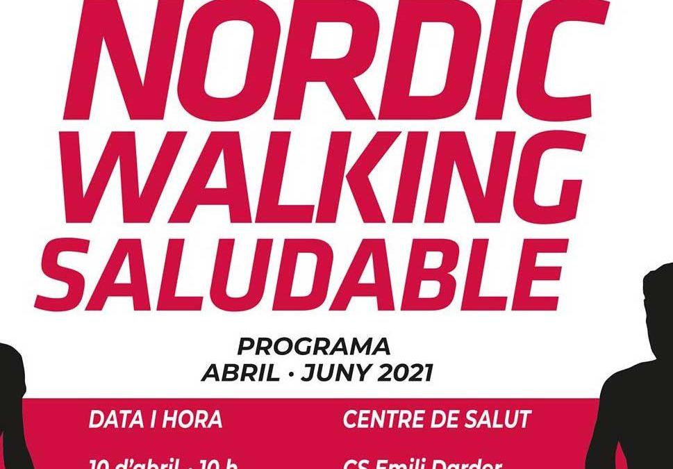 NWSaludable 2021. Activitatss gratuïtes d'iniciació + ruta saludable.