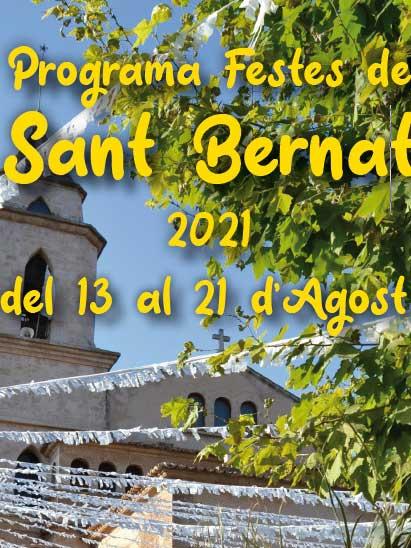 NWPalma participa a les Festes de Sant Bernat 2021. Dimarts 17 d'agost. 19:30h