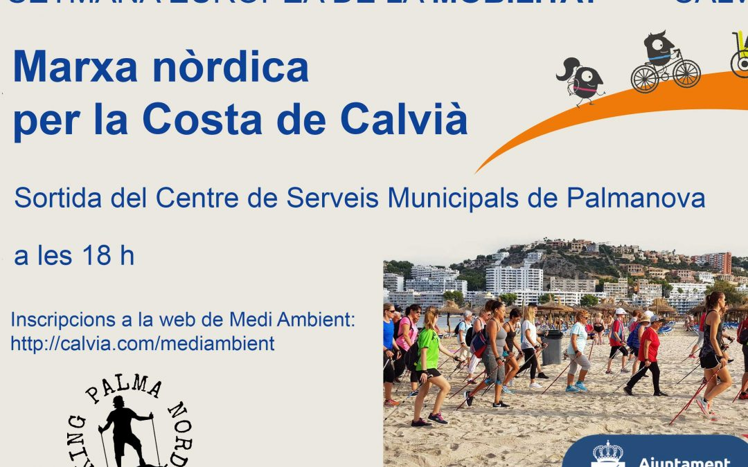 Iniciació gratuïta + Ruta. Setmana Europea de la Mobilitat 2021. 25 de setembre a Calviá