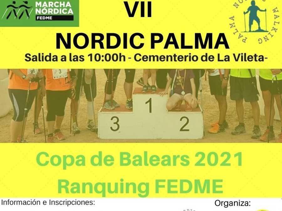 VII Cursa Nordic Palma 2021